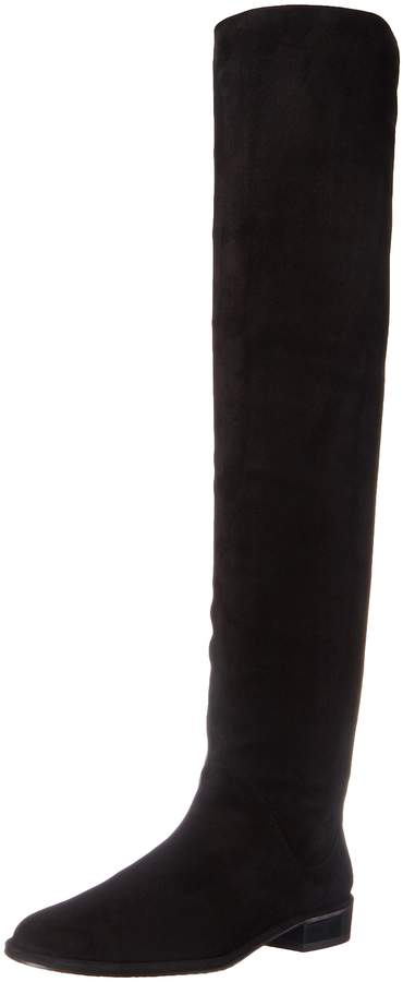 Stuart Weitzman Women's Rockerchic Motorcycle Boot