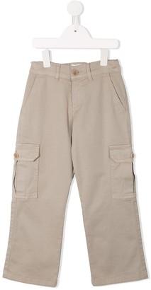 Fendi Kids #fendifun Cargo Trousers