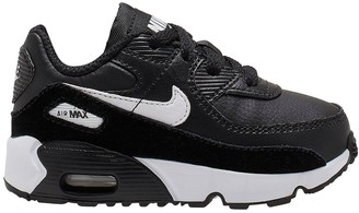 Nike Air Max 90 Infant Trainers - Black/White