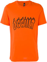 Omc - flames T-shirt - unisex - Cotton - XS