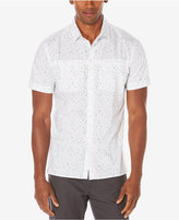 Perry Ellis Men's Big & Tall Flying Arrow Print Shirt, A Macy's Exclusive Style