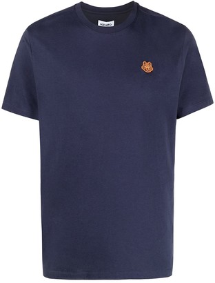 Kenzo logo patch T-shirt