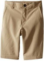 Quiksilver Solid Amphibian Walkshorts Boy's Shorts