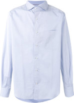 Loro Piana Alain Smeraldo shirt - men - Cotton - XL