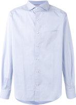Loro Piana Alain Smeraldo shirt