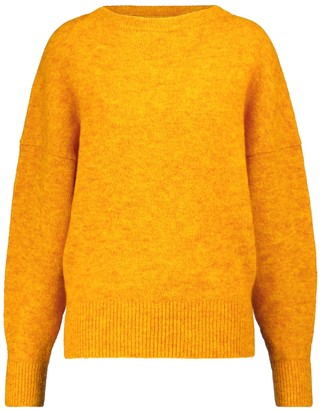 Etoile Isabel Marant Halden alpaca and merino wool-blend sweater