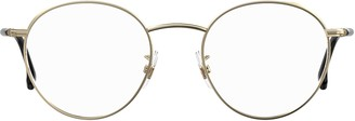 Carrera 220/G Round Frame Glasses