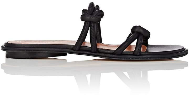 Derek Lam Women's Faz Leather Slide Sandals