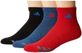 adidas Cushioned Color 3-Pack Quarter