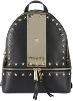MICHAEL Michael Kors Medium Rhea Star Stud Backpack
