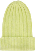 The Elder Statesman cashmere ribbed beanie