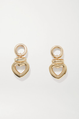 Laura Lombardi Dolce Gold-tone Earrings - one size