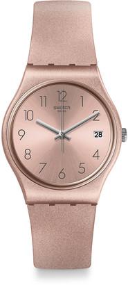 Swatch Pinkbaya Watch