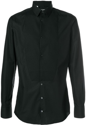 Dolce & Gabbana tuxedo slim shirt