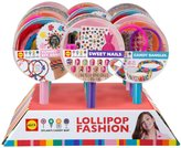 Alex Dylan's Candy Bar Lollipop Fashion- Colors/Styles May Vary
