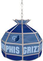 "Memphis Grizzlies 16"" Tiffany-Style Lamp"