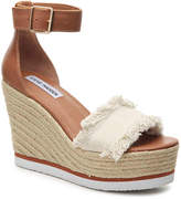 Steve Madden Women's Valley Wedge Sandal -Green