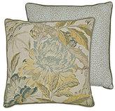 Rose Tree Antibes Floral & Animal-Print Square Pillow