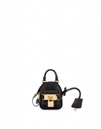 Moschino Micro Backpack Lock