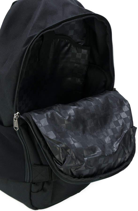 Vans zipped backpack