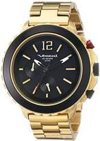 Vestal Men's YATCM03 Yacht Metal Analog Display Japanese Quartz Gold Watch
