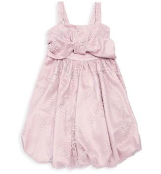 Marchesa Notte Mini Little Girl's Darla Embellished Dress