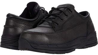 WORX Oxford Steel Toe (Black) Women's Shoes