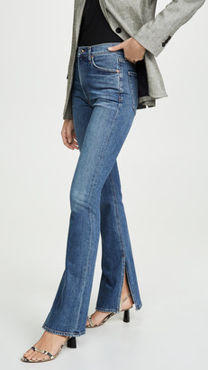 Citizens of Humanity Georgia High Rise Boot Cut Jeans