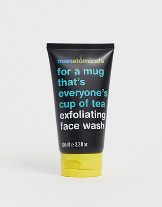 Anatomicals Manatomicals for a mug that's everyones cup of tea exfoliating face wash-No Color