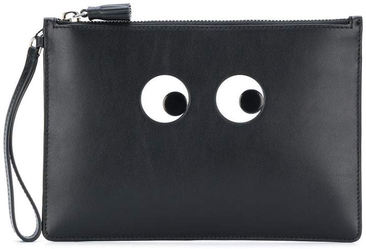Anya Hindmarch Eyes zip pouch
