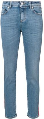 Alexander McQueen Side Stripe Jeans