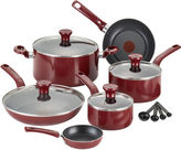 T-Fal Excite 14-pc. Aluminum Nonstick Cookware Set