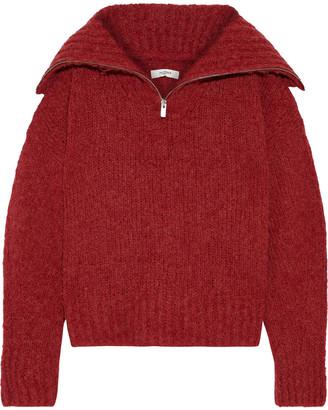 Etoile Isabel Marant Saky Brushed Knitted Sweater