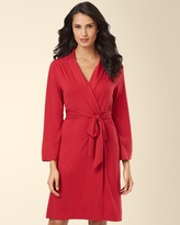 Soma Intimates Short Robe Ruby