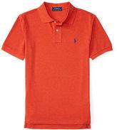 Ralph Lauren Short Sleeve Mesh Polo