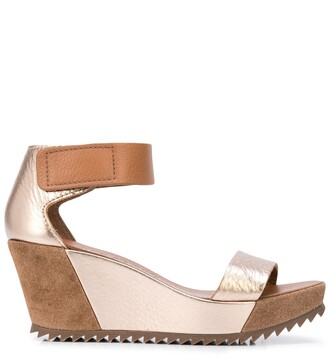Pedro Garcia Fidelia wedge sandals