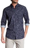 HUGO BOSS Edipoe Long Sleeve Slim Fit Shirt