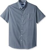 Dockers Big and Tall Short Sleeve Button Down Comfort Flex Shirt