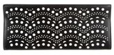 Alaia Leather Laser Cut Clutch