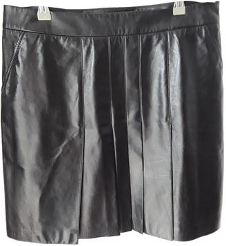Barbara Bui Black Patent leather Skirt for Women
