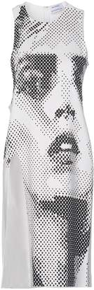 Anthony Vaccarello Knee-length dresses