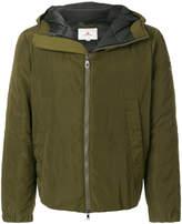 Peuterey padded hood jacket