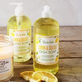 Sur La Table Lemon & Sea Salt Dish Soap, 16 oz.