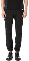 White Mountaineering Puckering Easy Pants