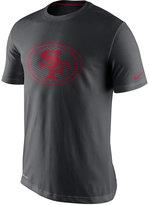 Nike Men's San Francisco 49ers Travel Dri-FIT T-Shirt