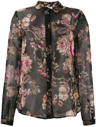 Liu Jo floral print shirt