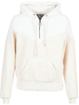 Rip Curl ISLAND HOODED POLAR FLEECE women's Fleece jacket in Beige