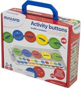 Miniland Activity Buttons