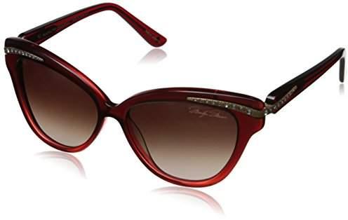 Cat Eye Marilyn Monroe Women's Rose Cateye Sunglasses