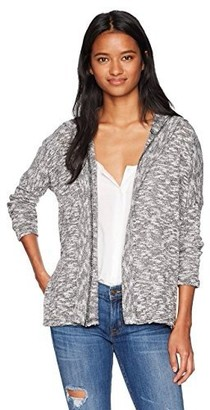 O'Neill Junior's Rockaway Fleece Cadigan Sweater